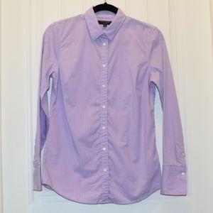 Banana Republic Long Sleeve Button-Up Shirt size 6